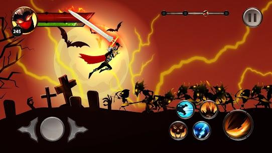 Stickman Legends Shadow Fight Offline Sword Game Hileli Apk Güncel 2021** 2