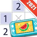 Nonogram-Picture cross number puzzle