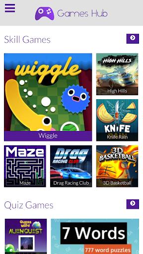Games Hub - More than 500 Free Games moddedcrack screenshots 1