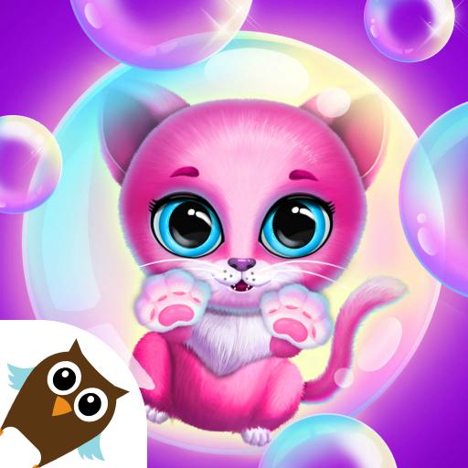 Kiki & Fifi Bubble Party – Fun with Cute Pets