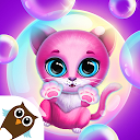 Kiki & Fifi Bubble Party - Fun with Virtual Pets