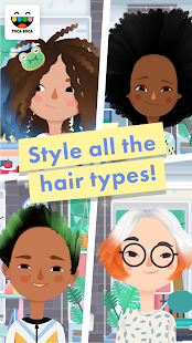 Toca Hair Salon 3 Screenshot