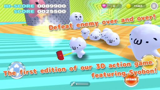 Syobon Musou 3D Action Game 1.6.0 screenshots 14