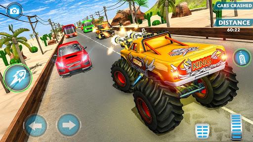 Monster Truck Racing Games: Transform Robot games 1.4 com.mizo.monster.truck.games apkmod.id 1
