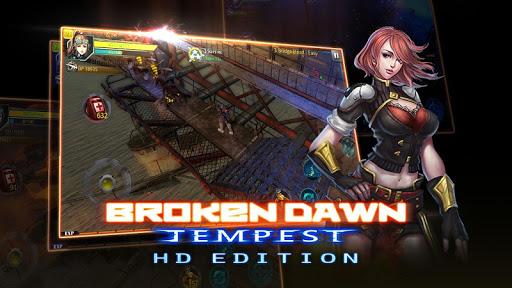 Broken Dawn:Tempest HD apkpoly screenshots 15