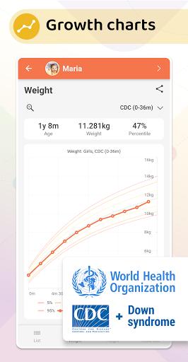 Baby Daybook - Breastfeeding & Sleeping Tracker android2mod screenshots 6