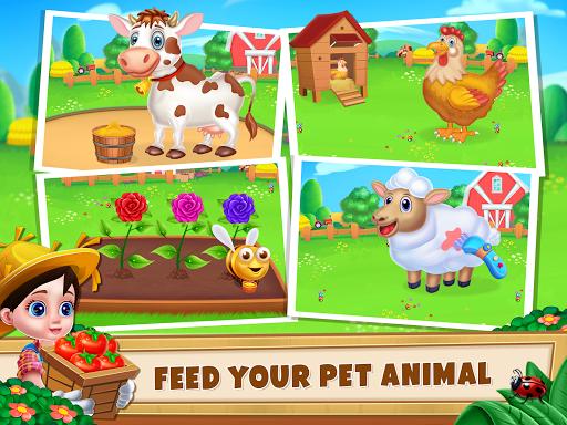 Farm House - Farming Games for Kids apkmr screenshots 9