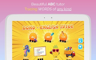 Dono Words - ABC, Numbers, Words, Kids Games