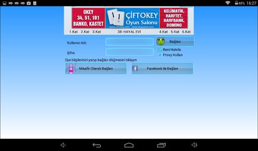 101 Okey Domino hakkarim.net 2.1.2 Screenshots 14