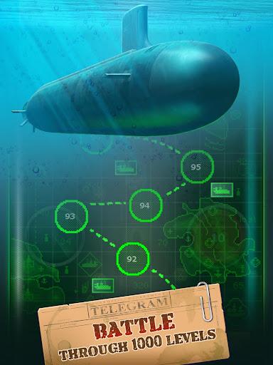 You Sunk - Submarine Torpedo Attack screenshots 11