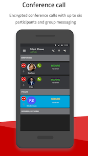 Silent Phone – Secure Calling & Messaging 5