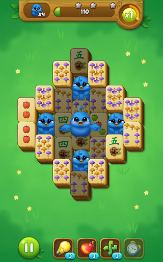 Mahjong Forest Puzzle  screenshots 13