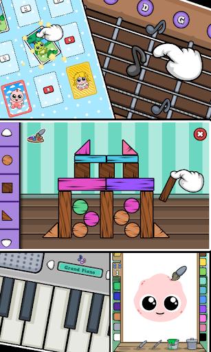 Dino ud83dudc3e Virtual Pet Game 1.371 Screenshots 12