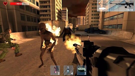 Zombie Objective MOD APK 2