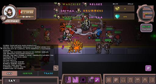 Kaion Tale - MMORPG android2mod screenshots 10