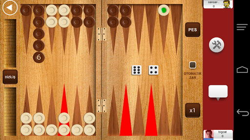 Tavla Online 1.0.8 screenshots 5