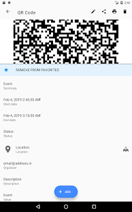Barcode Scanner / Reader & Generator (Ads Free)