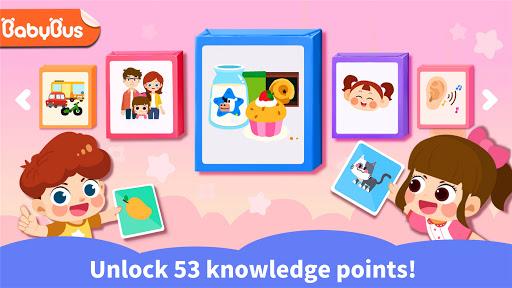 Baby Panda's Learning Cards  screenshots 1
