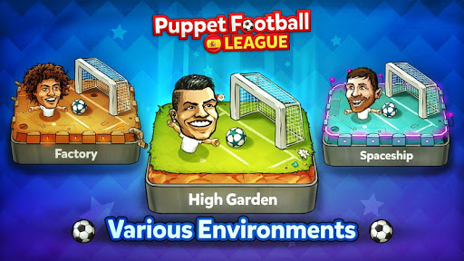 Puppet Soccer 2019: Football Manager 4.0.8 screenshots 1
