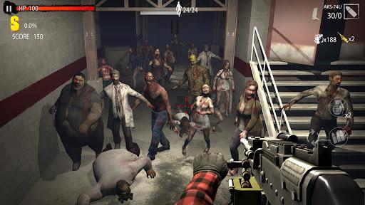 Zombie Hunter D-Day 1.0.815 screenshots 1