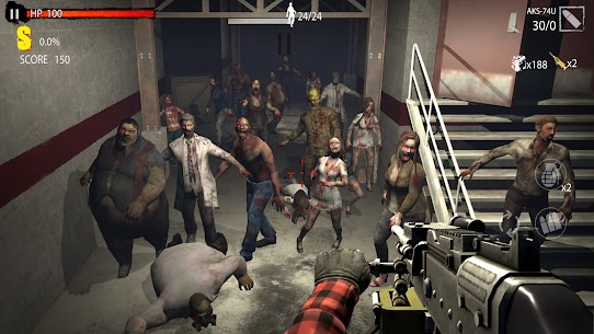Zombie Shooting Game: Zombie Hunter D-Day 1.0.823 2