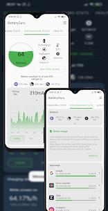 Battery Guru – Battery Monitor – Battery Saver MOD (Ad-Free) 1