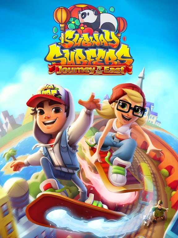 Subway Surfers  poster 8