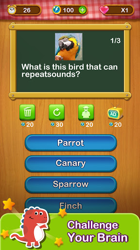 Word Trivia - Free Trivia Quiz & Puzzle Word Games  screenshots 1