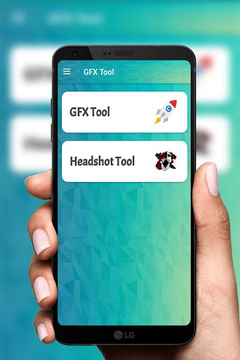 Download Headshot and GFX Tool for Free Fire Sensitivity 1.8 1