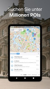 Guru Maps Pro - Offline-Karten & Navigation Screenshot