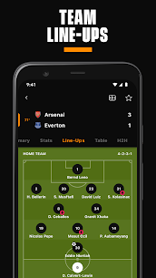 LiveScore: Live Sports Scores 4.3 MOD APK [UNLOCKED] 3