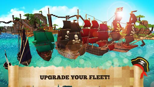 Pirate Crafts Cube Exploration 1.25-minApi23 Screenshots 6