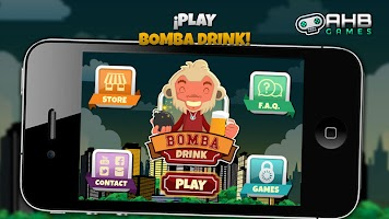 Bomb Drink Challenge (Board Games)