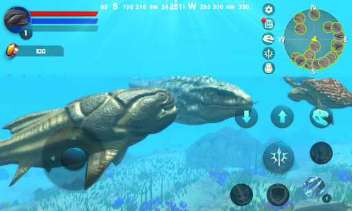 Dunkleeosteus Simulator screenshots 3
