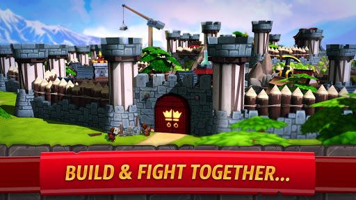 Royal Revolt 2: Tower Defense RTS & Castle Builder apkslow screenshots 6