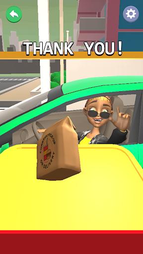 Food Simulator Drive Thru Cahsier 3d Cooking games apkmartins screenshots 1
