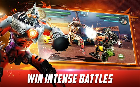 Real Steel World Robot Boxing MOD APK (Unlimited Money/Coins) 10
