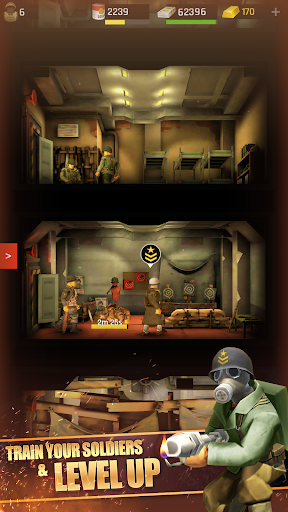 Last War: Shelter Heroes. Survival game  screenshots 4