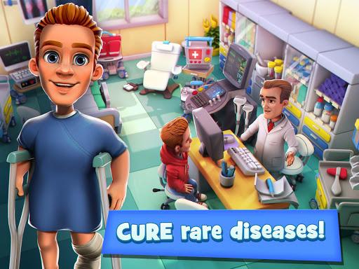Dream Hospital - Health Care Manager Simulator apkpoly screenshots 12