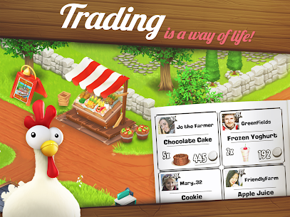Hay Day Mod APK (Unlimited Coins, Gems, Seeds) 2