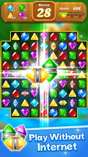 Download Jewel & Gems Mania 2020 - Match In Temple & Jungle mod apk 2