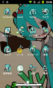 ADW Theme Miku Hatsune For Pc | How To Install (Windows 7, 8, 10, Mac) 2
