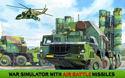 Missile Attack : War Machine - Mission Games 1.3 Screenshots 8