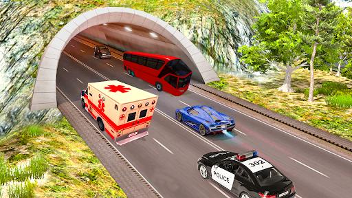 New Game Police Car Parking Games - Car Games 2020  Screenshots 1