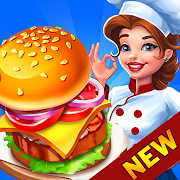 Cooking Crazy Fever: Crazy Cooking New Game 2021