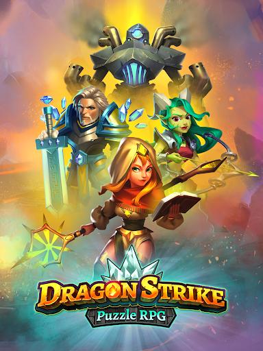 Dragon Strike: Puzzle RPG 0.3.7 screenshots 17