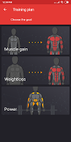 Gym Workout Plan for Weight Training