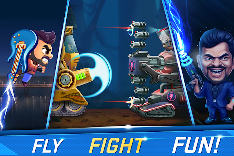 Jetpack Joyride India Exclusive - Action Game Screenshot
