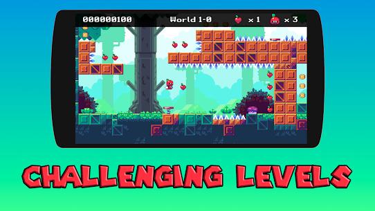 Appfy 2D Adventure – Hard one tap jump and run 1.0 Apk + Mod 2