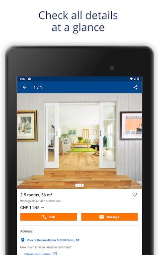 ImmoScout24 Switzerland u2013 Rent a flat, buy a house 4.10.5 Screenshots 7